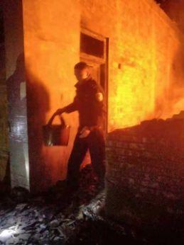 突发!泸州古蔺观文一民宅发生大火……