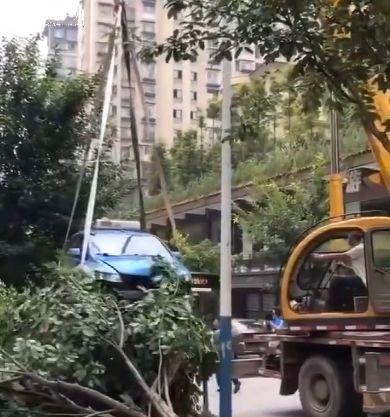 泸州的士交通事故,车内监控还原真相!