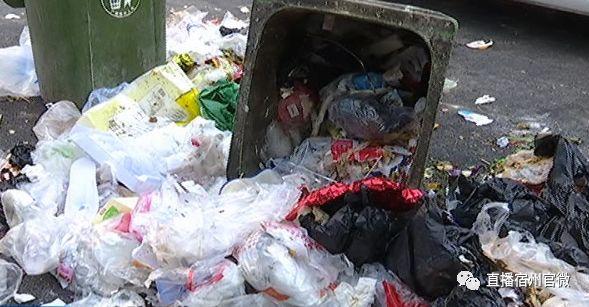 过分!金色家园西区的垃圾,为何被曝光后仍无人清理?!