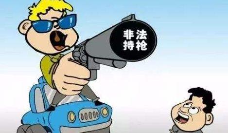 【扫黑除恶】仁寿县公安局局在扫黑除恶专项斗争中侦破一起非法持有枪支案