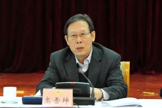 判了!原淮安市市长、昆山市副市长高雪坤利用职务便利受贿1337万....