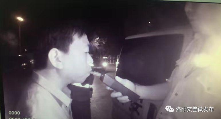 3年3次酒�{,洛�一男子被行政拘留10日