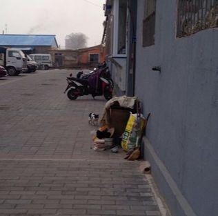 【城事】@澳门金沙城中心人,快把家门前的物品收起来,要不然......