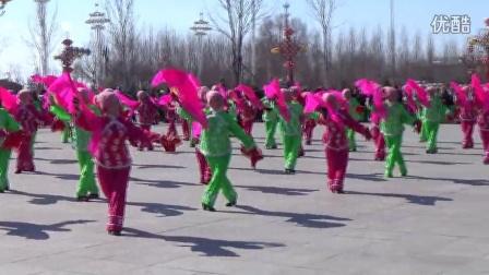 【视频】2015元宵节秧歌大赛