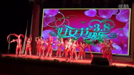 【视频】澳门轮盘赌场林业局2015年三八晚会中国的歌儿美