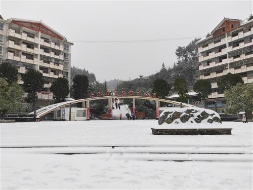 零下6度的麻江今天會是什么樣子呢?【馬鞍山直播】