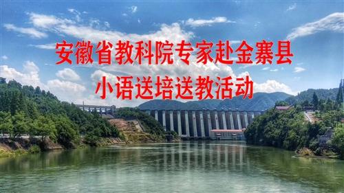 安徽省科教院赴金寨县开展小语送培送教活动