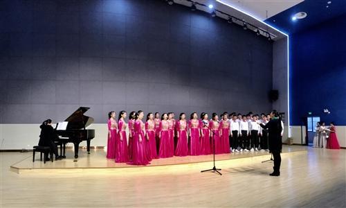 新安職高高二年級音樂專業藝術實踐演出LIVE