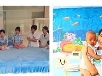 【富顺县妇幼保健院】宝妈宝爸们注意啦——县妇幼保健院儿童游泳中心上班时间延长到晚上21点!