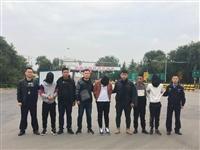 【一线传真】合阳警方破获系列盗窃车内财物案