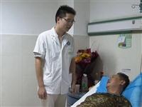 致敬!駐村干部車禍受傷人在病床仍心系扶貧