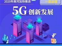 【聚焦】一图读懂 | 商河县加快推进5G融合发展,实现重点区域全覆盖