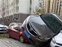 青州这个小区发生蹊跷车祸,搞不懂!