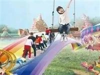 """超好玩!刷爆抖音的""""网红摇摆桥""""汇豪·崇左中心步行街就有,快来打卡!大型摇摆现场,承包你的快乐,10月18日让我们一起摇摆!"""
