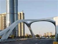双向7车道!滨河路涑河桥主线正式通车!将成为临沂又一地标建筑!