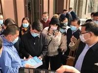 市委书记李猛到齐河,看望首批结束隔离休整的援鄂医疗人员!