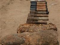 齐河华店镇发现百余枚炮弹...被炸得粉身碎骨(附视频)