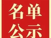 儋州市人民陪审员拟任命名单公示!