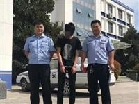 【警事报道】违章停车被贴单,阻碍执法被拘留