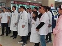 进贤县人民医院突发群体事件应急预案演练