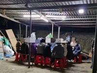 陆川一农户瓦棚窝点,22人有男有女,密谋这事被抓.....