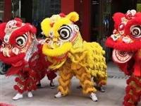 今天啥日子?陆川街锣鼓喧天,到处舞龙舞狮!过往路人纷纷回头看