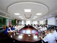 辉南县召开三季度经济运行调度会议