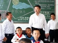 县委书记孙维良走访慰问一线教师