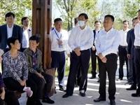 全市实施乡村振兴战略现场推进会议在辉南县召开