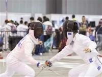 重庆市首次举办全国性击剑赛事全国500余名击剑高手决战忠县