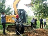 桐城:新增2万农民喝上干净水放心水