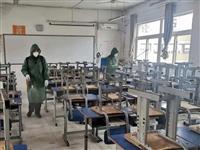 吴汝纶公学:万事具备迎开学,确保复课零风险