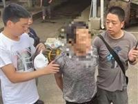 敲碎玻璃门窗进入店面实施盗窃桐城警方抓获一名惯犯