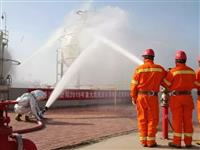 大港油田开展重大危险源应急演练