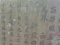 清宣统二年,就已经勘察出富顺县青山岭山脉的矿藏分布