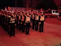 金寨县公安局在汤家汇镇开展查处酒后驾驶专项行动