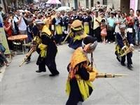 【新春走基层】古蔺马嘶苗族乡鑫和村举办首届春节联欢晚会