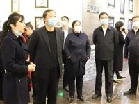 黄冈市委常委、副市长董波一行到青州古城考察调研