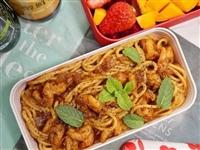 【美食分享】在家就能做的美味意面!颜值和味道超赞,喜欢意面的你快来试试吧!