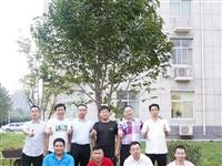 捐玉兰、忆师恩,广饶一中39级1班独特方式献礼新中国成立70周年