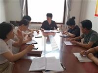 县妇联党支部圆满完成换届选举