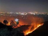 警惕!这2日,广西多地接连发生山火......