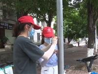 江州区:干群齐参与卫生环境大整治行动