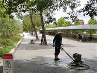 【文明创建】创文惠民,德庆县城区环境道路、公厕改造等项目工程正在加快施工建设