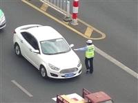 安庆:私家车竟然私装警笛?!上一秒,很拉风!下一秒,呵呵呵……