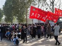 【研学宝丰】家乡有故事研学获新知——杨庄镇二中600余名学生走进马街书会民俗园