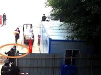 """【共同战""""疫""""】岳池一男子酒后冲闯疫情卡点,辱骂殴打工作人员被拘留7日"""