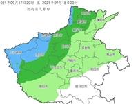 郑州阴雨天+降温将到来!中秋、国庆天气怎么样?