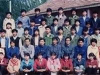 仁寿人小时候,开学是这样的!差点看哭了...