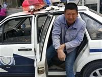 执勤途中遇受伤群众求助 雄关高速交警及时将其送医救治
